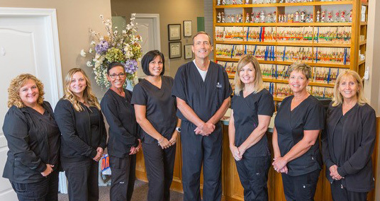 Younts Dentistry Team